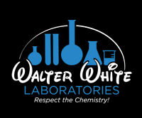 Walter White Laboratories shirt Breaking Bad Walt Disney chemistry t-shirt