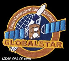 GLOBAL STAR CAPE CANAVERAL AIR STATION USAF NASA SATELLITE Mission SPACE PATCH