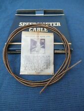 Vintage (Nos) Universal Square End Speedometer Cable in Original Box