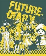Future Diary Group Fleece Blanket Anime Manga NEW
