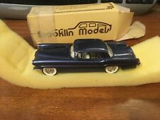 Brooklin Models BRK.11 1956 Lincoln Continental Mark II Coupe - Blue - Boxed