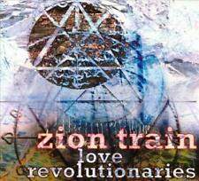 ZION TRAIN - LOVE REVOLUTIONARIES USED - VERY GOOD CD