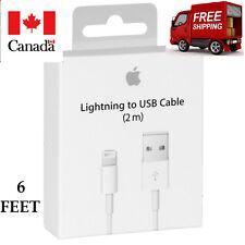 Bundle Lot 38cables 6Feet/2M Original Apple Lightning USB Charger Iphone 7 6 6S