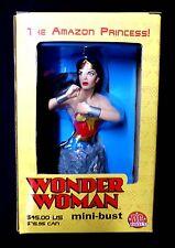 Wonder Woman Amazon Princess Bust Statue DC Comics  .