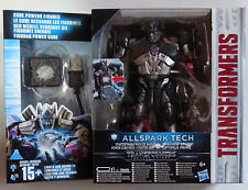 HASBRO® C3480 TRANSFORMERS Starter Pack Allspark Tech Optimus Prime mit Sound