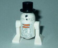 STAR WARS #15 Lego R2-D2 Snowman w/tophat NEW Genuine Lego 9509 Christmas