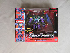 Hasbro Transformers 2001 Robots in Disguise RID Megatron MISB New Unopened