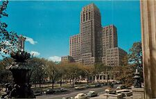 Alfred E Smith State Office Building Albany New York NY Postcard