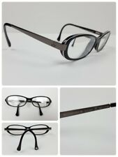 Lucky Brand Layla Eyeglass Frames | 53/15/135 | Black White | Cat Eye