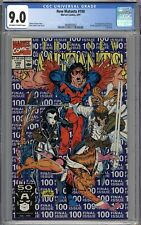 New Mutants #100 CGC 9.0 VF/NM 1st App of X-Force & Shatterstar Last Issue