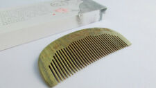 Nice 13-2 QiaoYaTou Flowers Carve Pattern Verawood Comb Health Care Comb