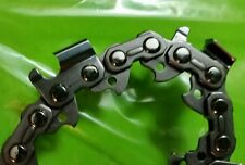 """20"""" Chainsaw Chain fits 3/8 Semi Chisel .050 Gauge 72 Dl Forester - Fits many"""
