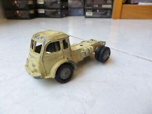 Renault Tracteur routier blanc CIJ France 1/43 jouet miniature ancien original