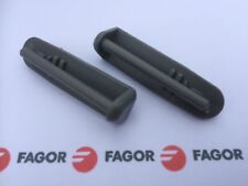 Fagor - 2x Dishwasher Cutlery Basket Rail REAR END CAP (PAIR)