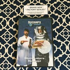 Discovery Channel MythBusters Revealed DVD (2007)