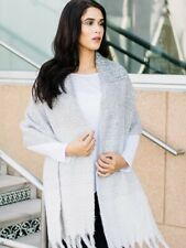 Mer-Sea & Co Cozy Wrap Blanket One Size Fits All 100% Polyester Womens Ombre