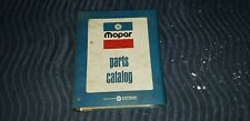 1965 mopar dodge chrysler plymouth parts book numbers catalog 65 coronet polara