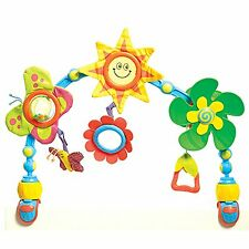 Tiny Love Sunny Stroll Baby Toy For Pushchair/Stroller - From Birth To 12 Months