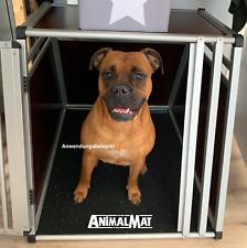 (19,99€/m²) Gummi Antirutschmatte Hundematte Transportbox Hundebox Unterlage 6mm