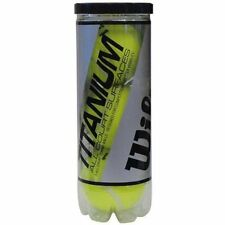 Wilson Titanium 3 High Alt Tennis Ball - 1 Can of 3 Balls W