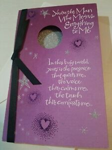 Valentines Day card, for husband, love, new with Envelope
