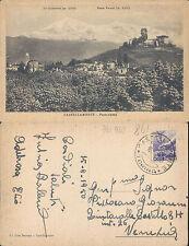 CASTELLAMONTE,VIAGGIATA -F.P.PIEMONTE(TO) N.43656