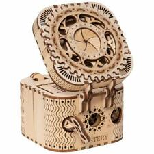 ROKR Mechanical Gear Model Building Treasure Box Kits Assembly Toy Gift Adult