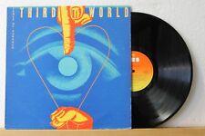 "12"" LP - THIRD WORLD - Sense Of Purpose - Lyrics-Insert - CBS New Zealand 1985"