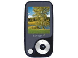 "Reproductor MP4 - Sunstech Thorn, 4GB, Negro, pantalla 1.8"", FM"