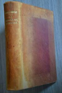 Belle dédicace de Georges Bonneau  / La sensibilité japonaise 1934 / Ref B30