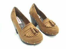 Unionbay Nicolette 318-80-82 Platform Heels Studded Women's Shoes Size 7 New