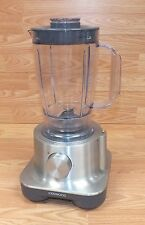 Genuine Kenwood (FPM250) Gray Countertop Motor & Blender With Lid Only **READ**