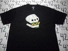 XL- The Worm Tequila Mezcal Eat Me Thin Soft T- Shirt