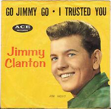"""JIMMY CLANTON """"GO JIMMY GO"""" TEEN ROCK 1959 SP ACE 575"""