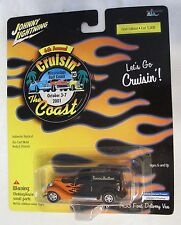 Johnny Lightning Mississippi Cruisin The Coast 33 Ford Delivery, 1 of 5000 made
