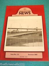 GREAT EASTERN NEWS #123 - SUMMER 2005