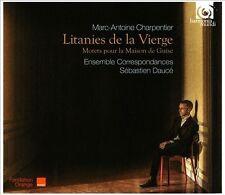 Charpentier: Litanies de la Vierge (CD, Jun-2013, Harmonia Mundi (Distributor))