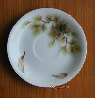 """KYOTO JAPAN FOREST CHINA 5 5/8"""" SAUCER (S)"""