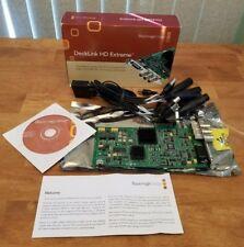 Blackmagic Design DeckLink HD Extreme 3D Video Capture Card w/ Breakout Cable