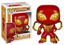 REDUCED SLIGHT DAMAGE Spider-Man Iron Spider. Funko Pop! Bobble-head