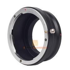 Canon EF Lens to Sony E-Mount NEX3 NEX5 Series Camera Adapter Ring EOS-NEX