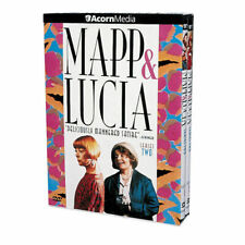 Mapp & Lucia. Mapp And Lucia. Series 2. Series Two. 2 Disc Dvd Set. Region 1