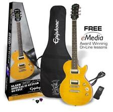 Epiphone Solid Full Size Electric Guitars