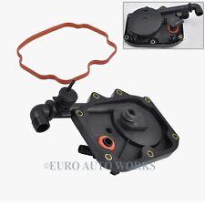 BMW PCV Crankcase Oil Separator Vent Valve / Gasket E53 X5 2000-2003 Z8 2003