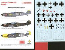 Techmod 1/48 Messerschmitt Bf 109E-3 # 48080
