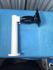 """Ergotron Monitor Mount. 12"""" tall. 2 points of articulation. Mounting plate 4.5"""""""