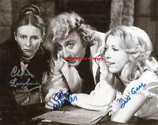 Wilder, Garr, Leachman Young Frankenstien  Signed 8x10 autographed RP