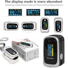 OLED Oximeter Pulse Finger Oximetro De Pulso Oxymeter W/ SPO2 PR PI RR