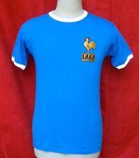maillot équipe de FRANCE 1978 Football Coupe du monde shirt vintage soccer vtg