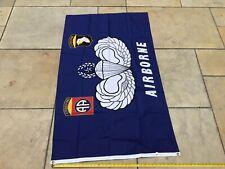 More details for usa airborne flag